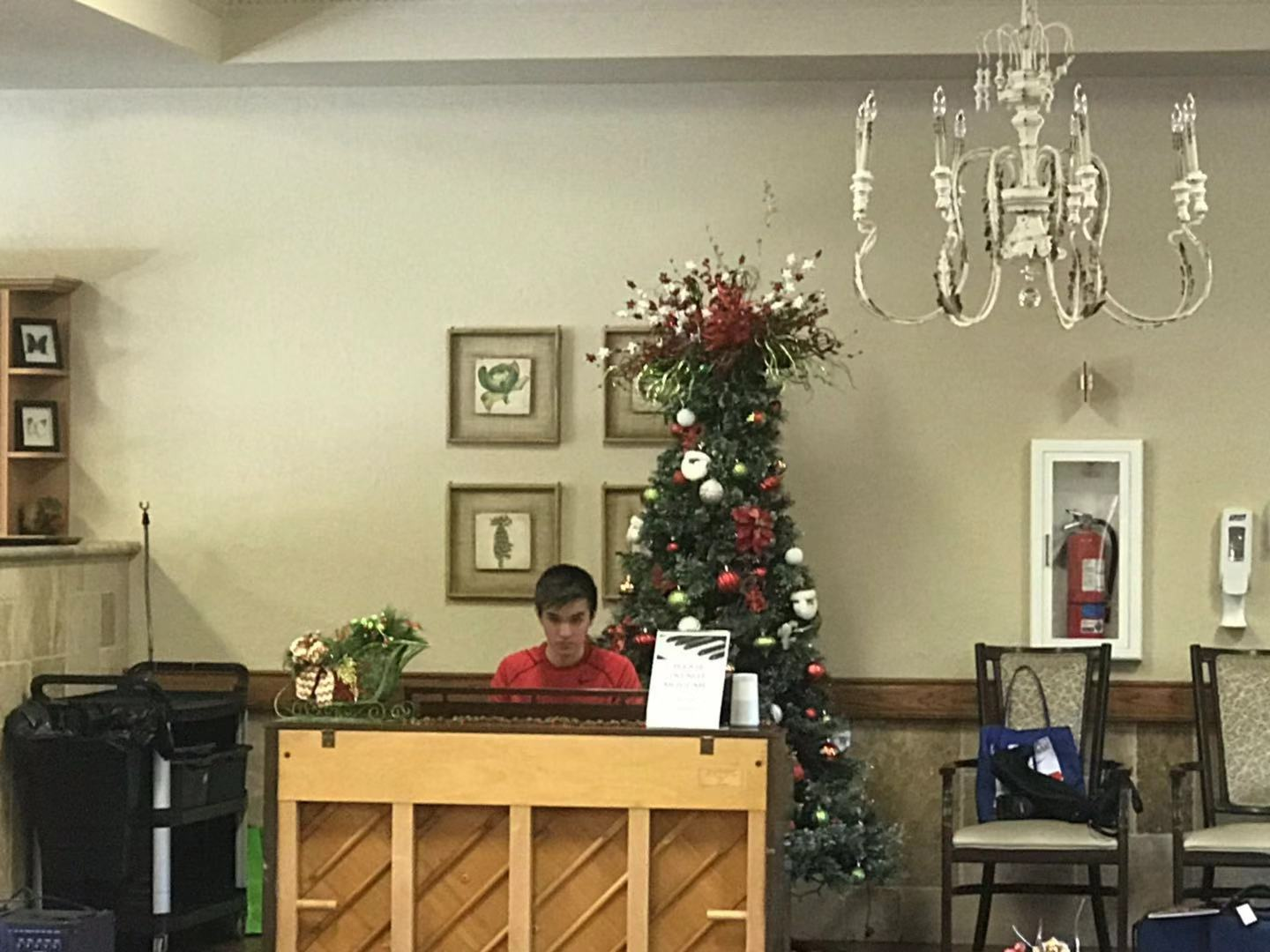 AYLUS Pearland Branch Winter Concert at Tuscany Village ...