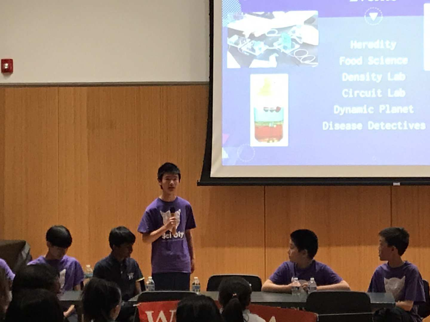 """Greater Princeton AYLUS Hosted its 1st """"Science Olympiad"""